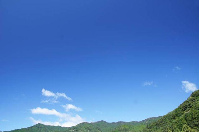 9月28日の空の様子