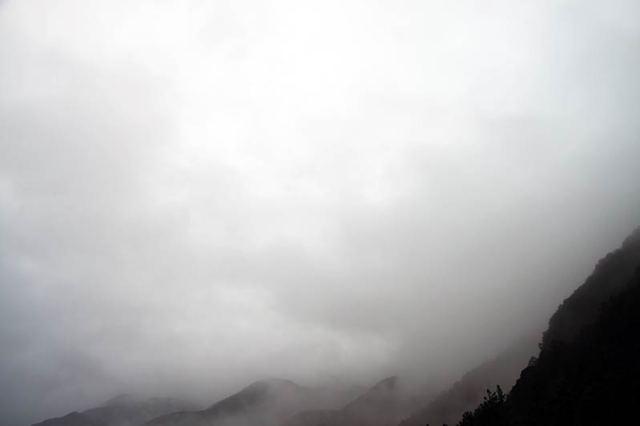 10月9日の空の様子