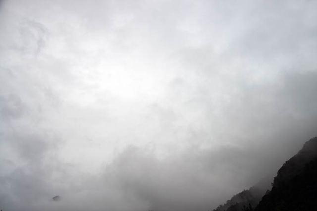 10月17日の空の様子