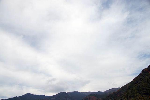12月12日の空の様子