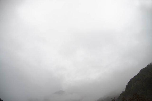 1月24日の空の様子