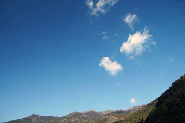 2月4日の空の様子