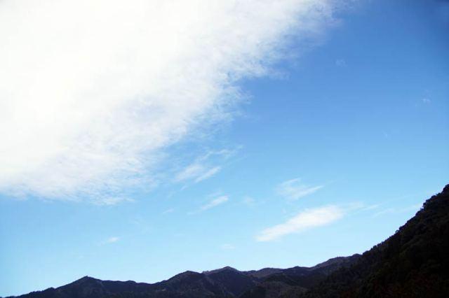 2月6日の空の様子