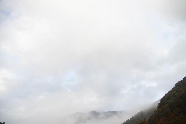 2月14日の空の様子