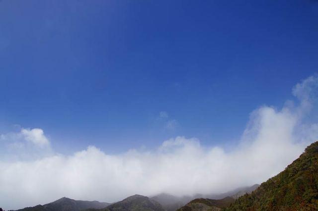 2月15日の空の様子