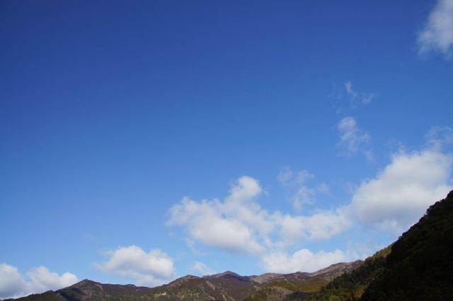 2月21日の空の様子