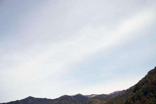 2月27日の空の様子