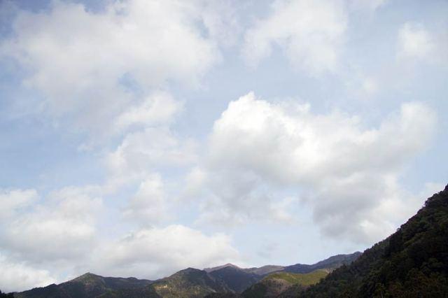 3月20日の空の様子