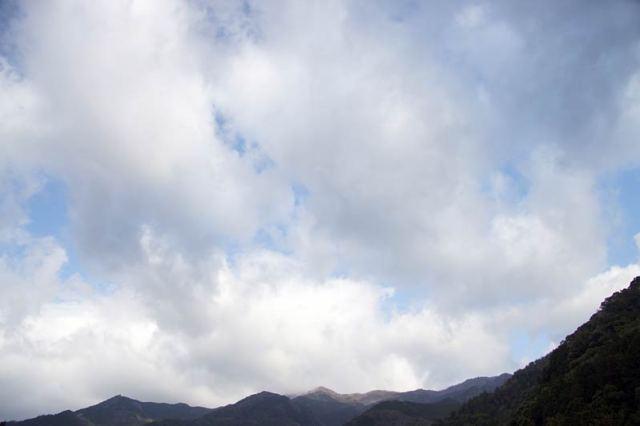 3月22日の空の様子