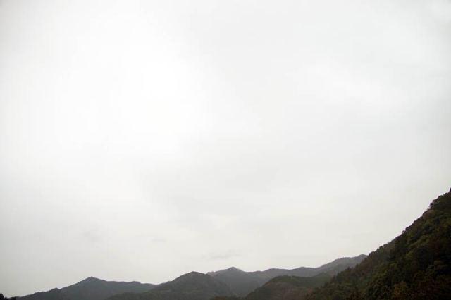 3月25日の空の様子