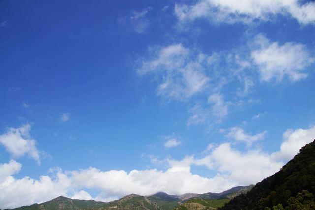4月11日の空の様子