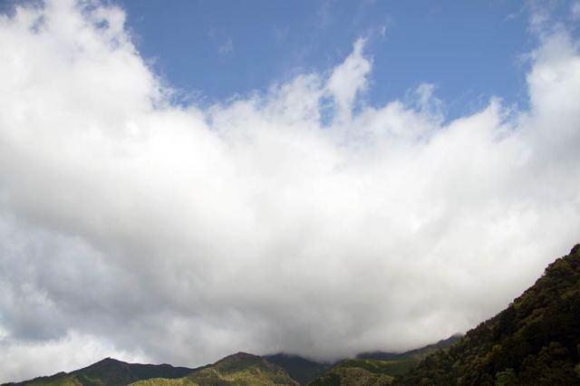 4月14日の空の様子