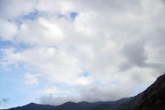 6月3日の空の様子