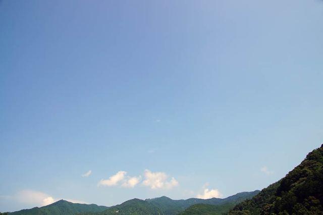 6月24日の空の様子