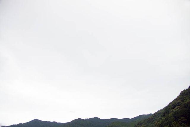 7月7日の空の様子