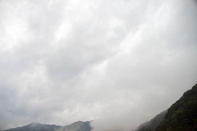 8月12日の空の様子