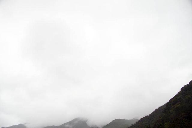 9月8日の空の様子