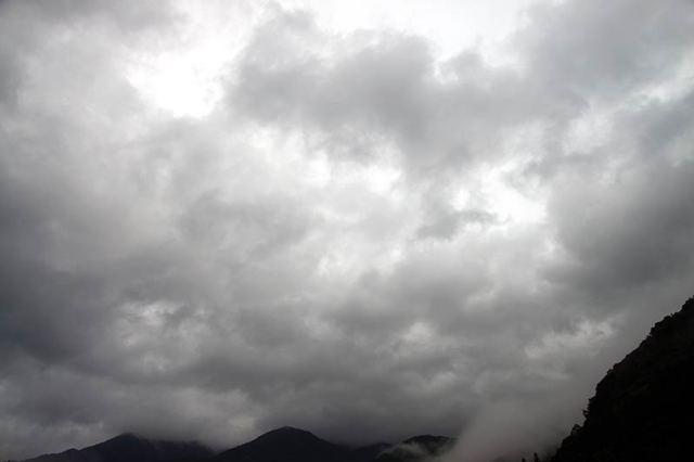 9月29日の空の様子