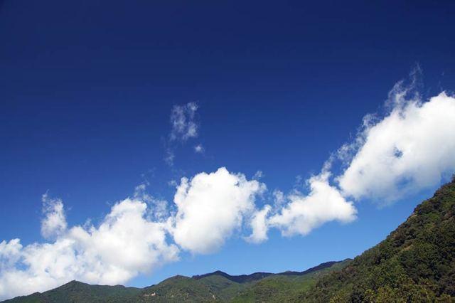 10月14日の空の様子