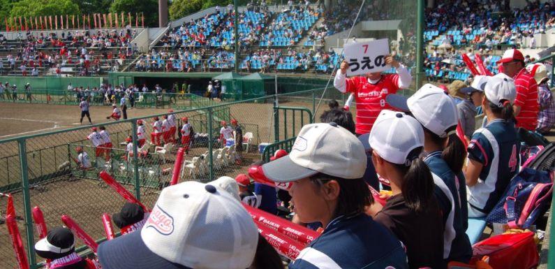 日本女子ソフトボールリーグ1部第3節前橋大会観戦など