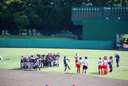 ソフトボール教室