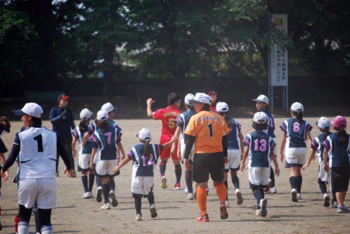 チャレンジソフトボール教室