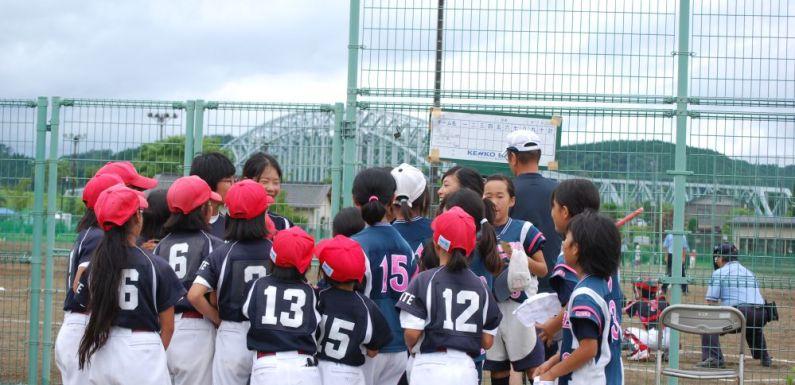 第9回ミズノカップ東日本小学生女子ソフトボール大会最終日