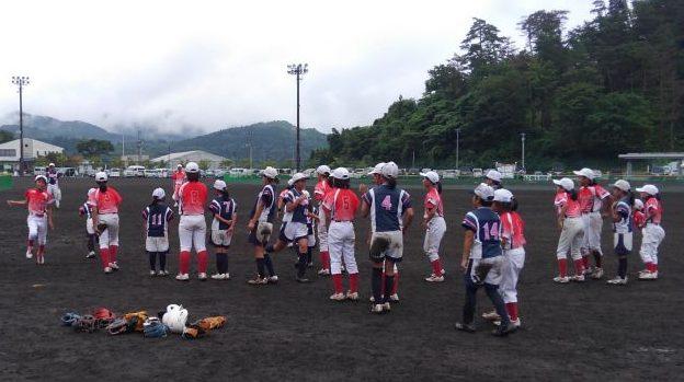 第9回ミズノカップ東日本小学生女子ソフトボール大会2日目