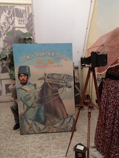 ユダヤ博物館にて記念撮影