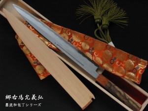 Damascus Blade – Suminagashi