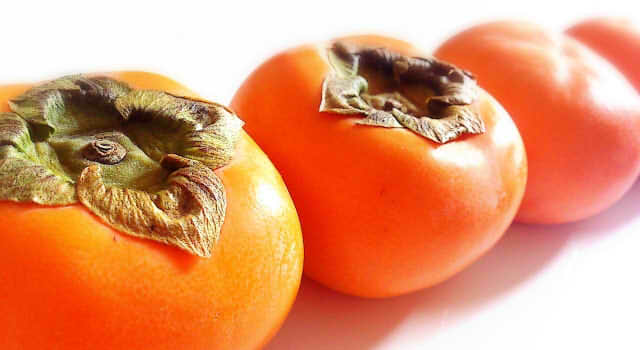 柿のカロリーや糖分は1個でいくら?太る量はどのくらい?栄養による効能