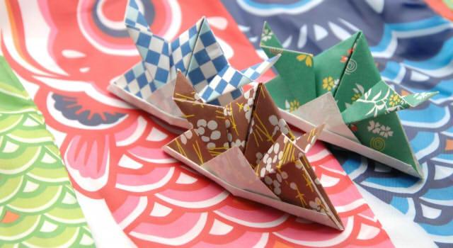 【簡単】こどもの日の折り紙!兜・こいのぼり・あやめの折り方12選