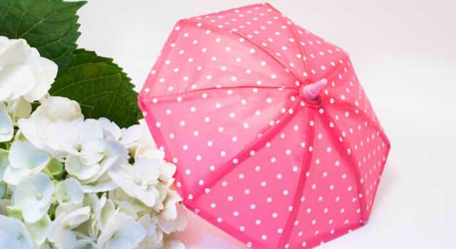 梅雨の折り紙!飾りに使える簡単な傘,トトロ,かえるなどの折り方9個!