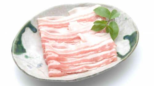 豚バラ肉のカロリーは100g,ブロック1本,薄切り1枚でいくら?糖質やタンパク質はどのくらい?