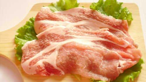 豚肩ロースのカロリーはいくら?しゃぶしゃぶでは?糖質とタンパク質はどのくらい?