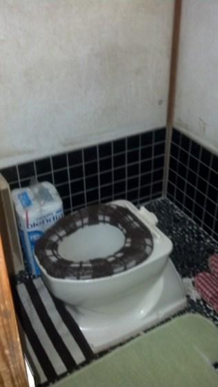 トイレリフォーム|施工前