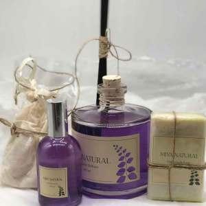 מארז מתנה גדול לבישום הבית  Par fum DE Iris