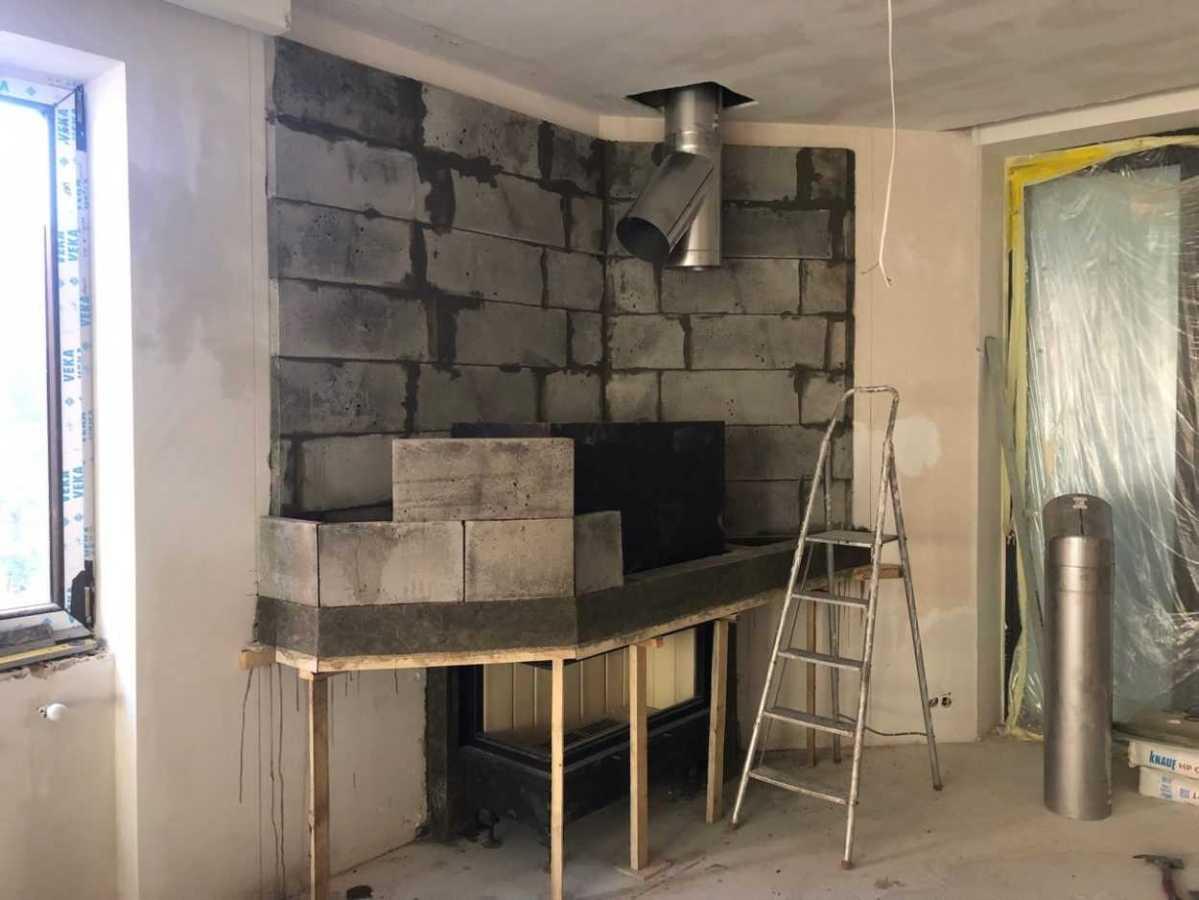 Проектирование каминов и печей