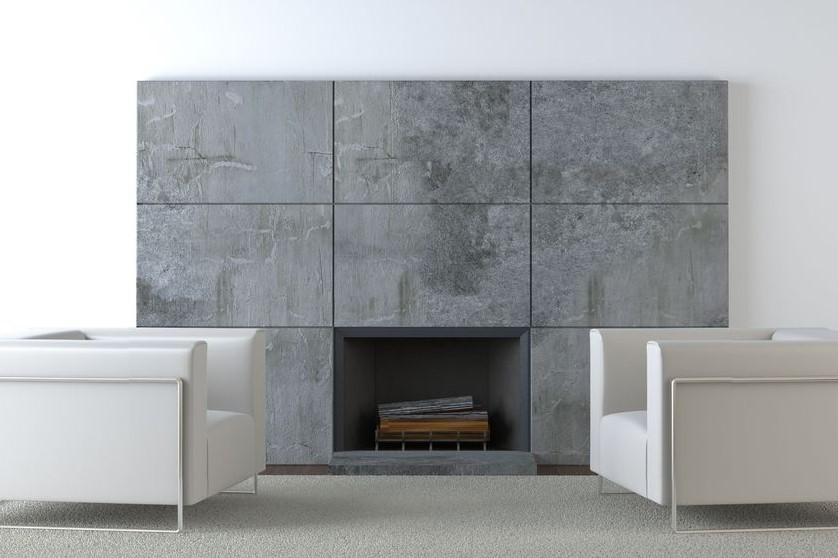 Камины в стиле модерн