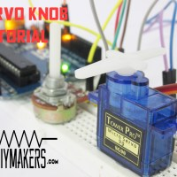 Controlling Servo Motor with a Potentiometer!