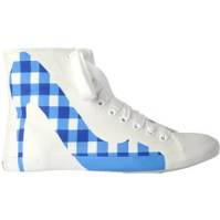 Be & D Big City Sneaker in Plaid