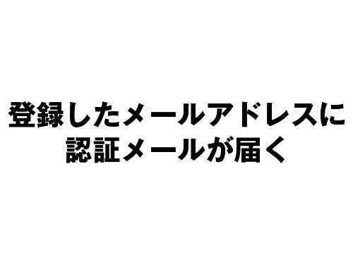 akippa (あきっぱ)認証メールが届く