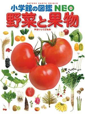 小学館図鑑NEO「野菜と果物」