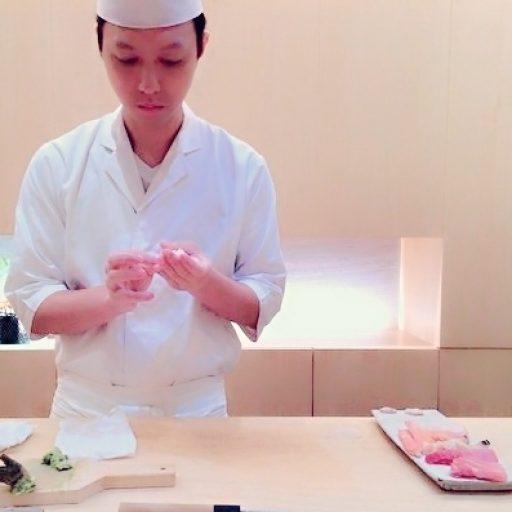 Executive Chef Owner, Miyu, Ng Kam Kwan