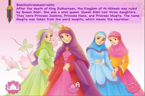 Islamic Princess  Aplikasi Cerita Putri Kerajaan yang