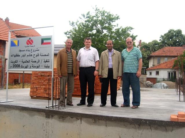 Direktor Udruženja za blagostanje iz Sarajeva u posjeti Bijeljini