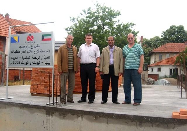 Kurbanjena Janjica džamija