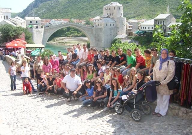Ekskurzija u Mostar 2008
