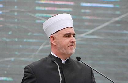 Reisu-l-ulema Islamske zajednice u Bosni i Hercegovini mr. Husein ef. Kavazović