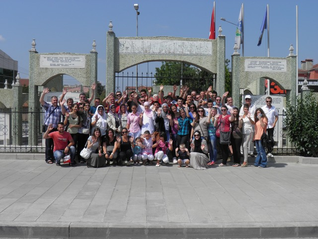 Serdivan – Drugi dan, ponedjeljak, 12.08.2013.